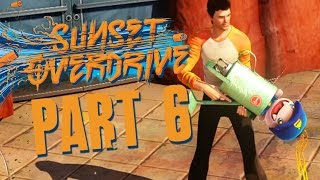 Sunset Overdrive Walkthrough Part 6 - ACID SPRINKLER - Xbox One Gameplay