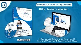 Download hitech billing and accounting software https://www.billingsoftwareindia.in contact us 08308304666 ======================================== india's #...
