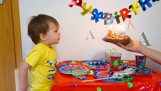 Leo's 2nd Birthday Special. Kids Video
