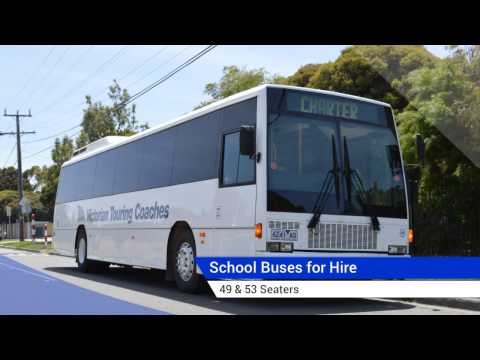 Melbourne School Bus Hire