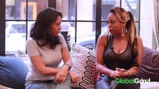 Love & Hip Hop ATL's Shay Says She Was NOT Scrappy's Side Girl!