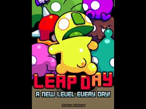Let's Play Leap Day (iOS Gameplay)
