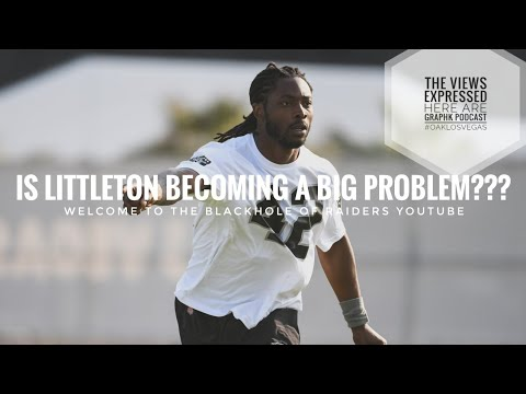 #Raiders Is Cory Littleton Becoming A Big Problem?🤔🏴☠️
