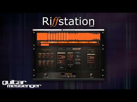 Riffstation Review: GuitarMessenger.com