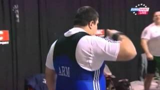 Мужчины +105 Толчок.  ЧМ 2011. Тяжёлая атлетика