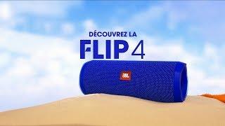 Découvrez l'Enceinte Portable Waterproof JBL Flip 4