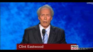 Clint Eastwood Calls Out NObama.avi