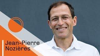 Jean-Pierre Nozières, physicien | Talents CNRS