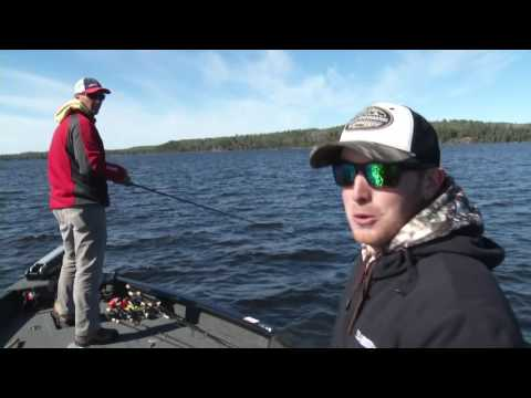 Fishing with Gussy: Gustafson Vs. Gustafson