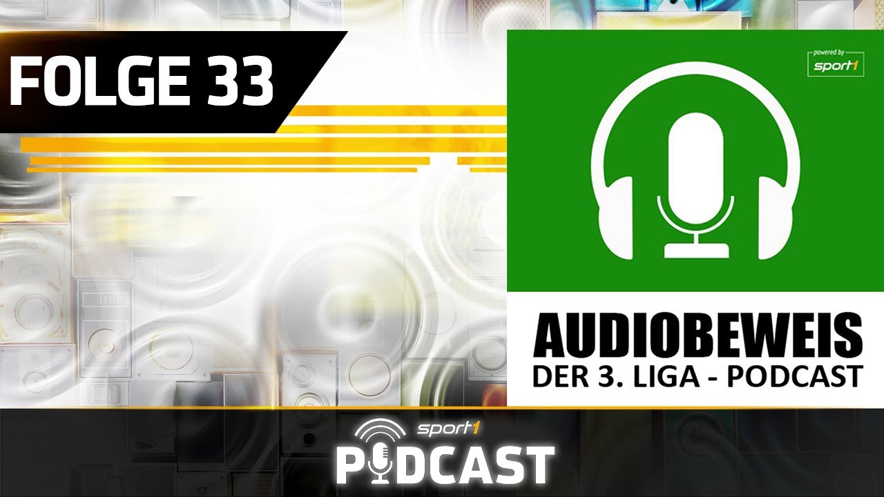 Kurz vor Saisonende: Die Auf- und Abstiegskandidaten der 3. Liga I Audiobeweis - Der 3.Liga-Podcast