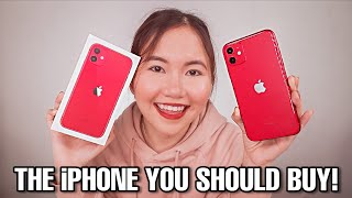 iPHONE 11 UNBOXING & REVIEW: THE BEST iPHONE YOU CAN BUY!