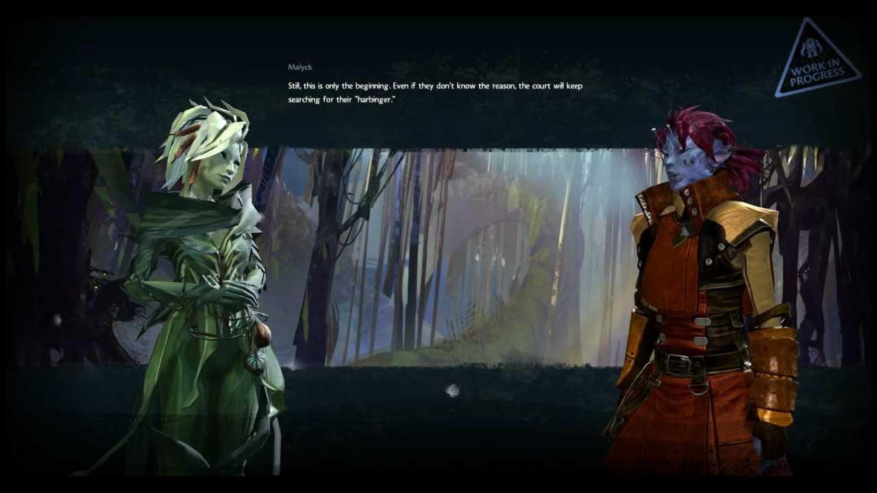 Guild Wars 2 - Personal Story - Sylvari - Where Life Goes (Spoilers) -  YouTube