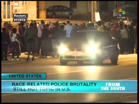 New eruption of violence in Ferguson, Missouri