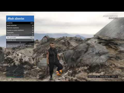 Gta 5 online: editor de rocstar parte 2 PS4