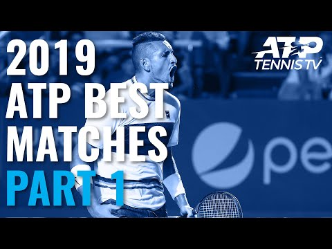 Best ATP Tennis Matches In 2019: Part 1