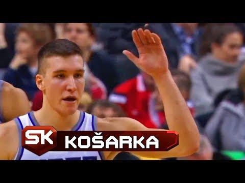 SPORT KLUB KOŠARKA |  NBA Kompilacija Najboljih Akcija i Poteza | Ex Yu Igrači 2018. | Drugi Deo