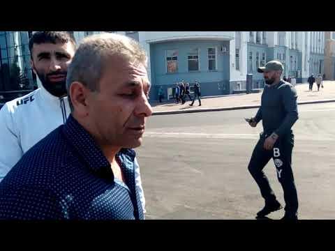акция в память геноцида армян в Хабаровске 24 апреля 2018