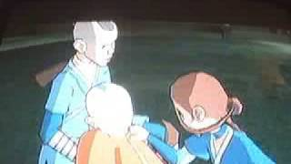 last boss on Wii Avatar: the last airbender part 3 last part