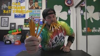 Can Humans Eat Pencils? | ft. L.A. BEAST (Warning: Dumb)