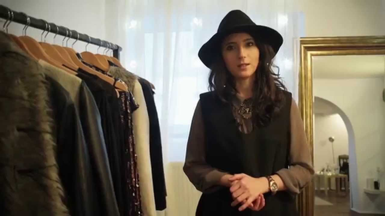 "Simona Semen, designer: ""Daca iti cunosti personalitatea"