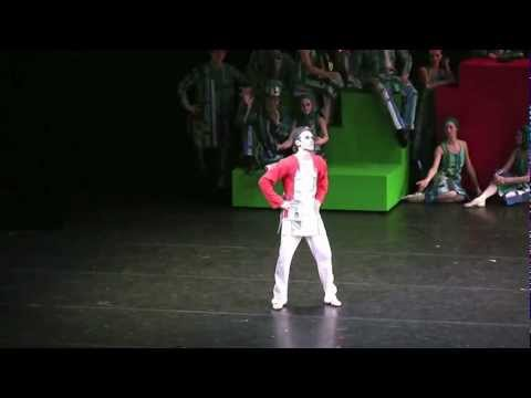 Leonid Sarafanov's solo in Little Humped Back Horse