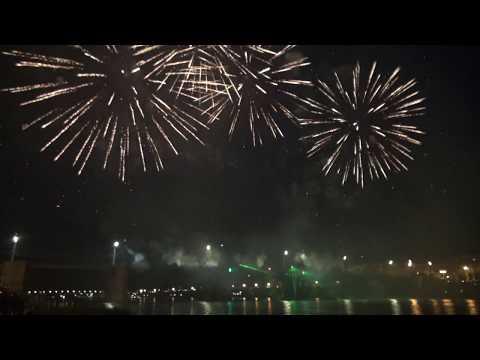 День города Тверь 2017 салют