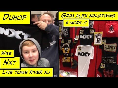 Duhop WWE NXT LIVE EVENT Toms River NJ