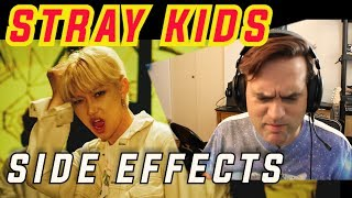 Guitarist's Reaction to Stray Kids - Side Effects MV // 부작용 // Musician Reacts