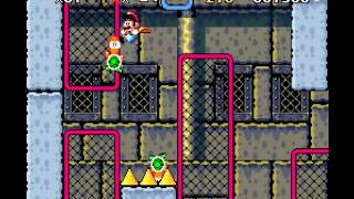 Super Mario World - Super Mario World Part 2 Casual Play - User video