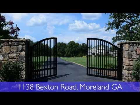 50 Acre Grand Luxury Country Estate Georgia - 1138 Bexton Road - Close to Atlanta