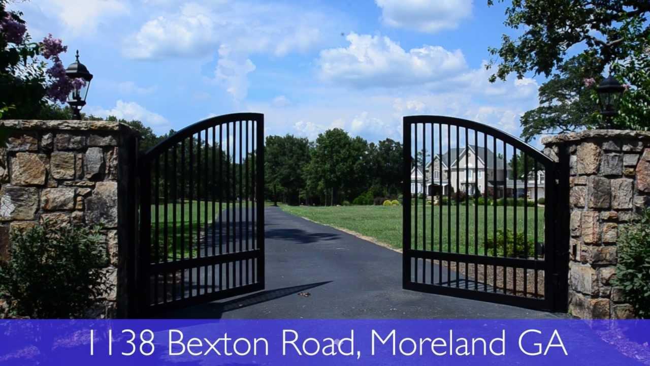 50 Acre Grand Luxury Country Estate Georgia  1138 Bexton Road  Close to Atlanta  YouTube