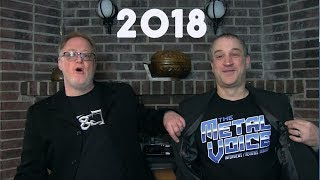 Top 10 Best Metal Albums of 2018- Part 1 (Albums 10 to 6)- The Metal Voice.com
