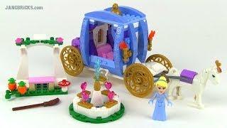 Lego Disney Princesses 41053 - Cinderella's Dream Carriage!