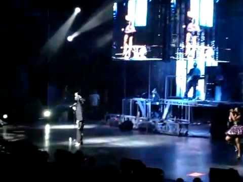 Lil Wayne Live in LA Shoot Me Down Live I Am Music Tour 2008 (12-22-08)