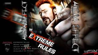 "WWE [HD] : Extreme Rules 2013 Official Theme Song - ""Live It Up"" By Airbourne + [Arena Effect]"