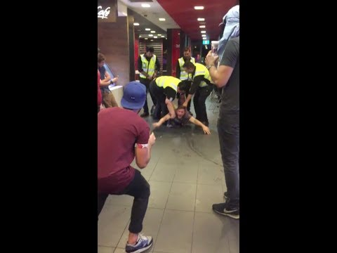 GUY Gets DRAGGED OUT of McDonald's