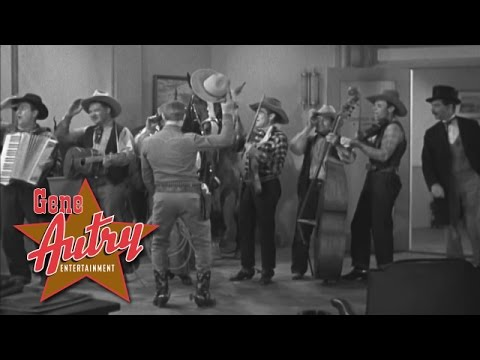 Gene Autry, Smiley Burnette & Cowboy Pals - Ya Hoo (from The Singing Cowboy 1936)