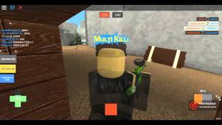 ROBLOX MP // BILLY // GAMEPLAY Match #1