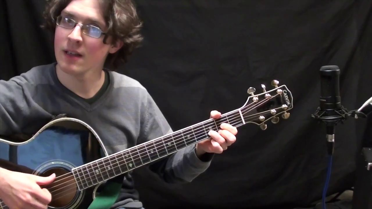 Stairway To Heaven Riff The Triad Chord Scale Series Youtube