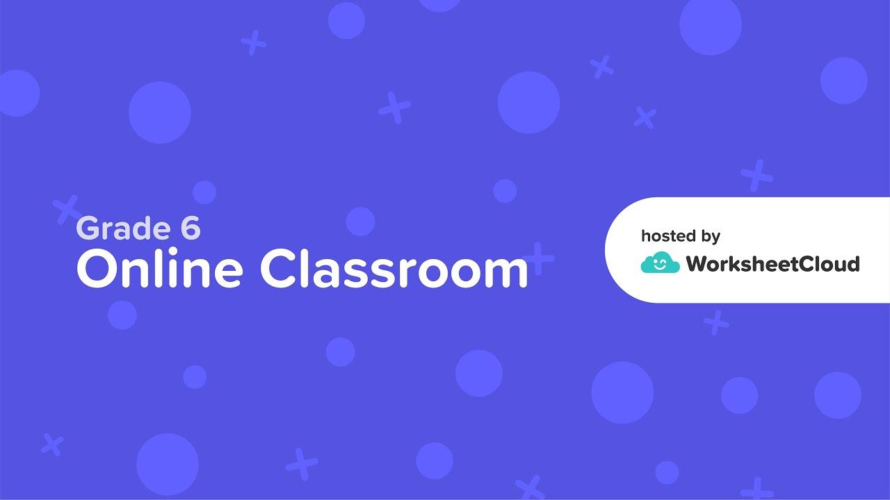 Grade 6 - English - Reading Part 1 / WorksheetCloud Online Lesson - YouTube [ 720 x 1280 Pixel ]