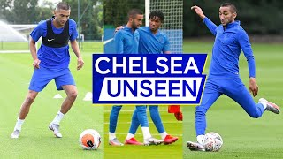Hakim Ziyech's First Week At Chelsea 🔥 + This Hilarious Tomori Moment 🤣| Chelsea Unseen
