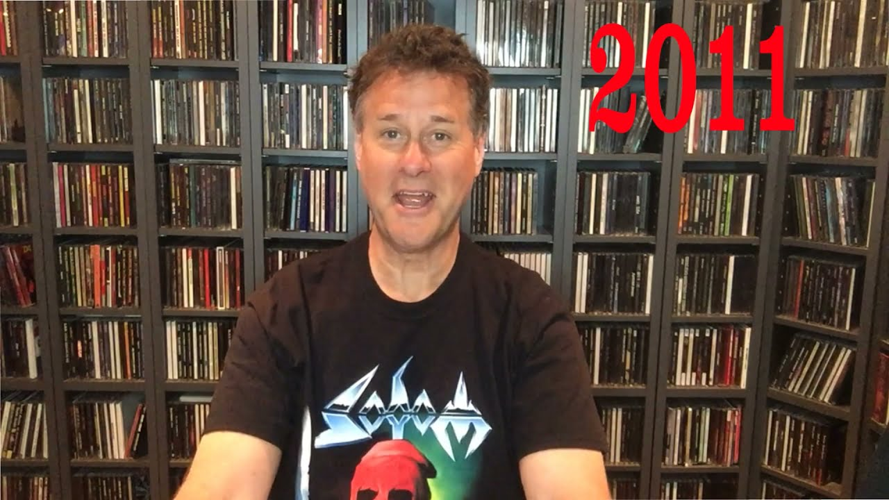 (Podcast/Video) TOP 10 ALBUMS OF 2011