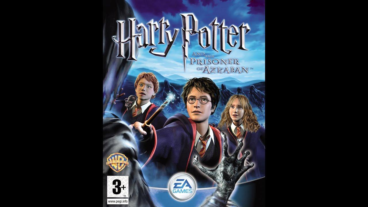 Гарри Поттер и Узник Азкабана. Полное прохождение со всеми ...