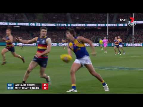 That's handy from the Eagles - AFL