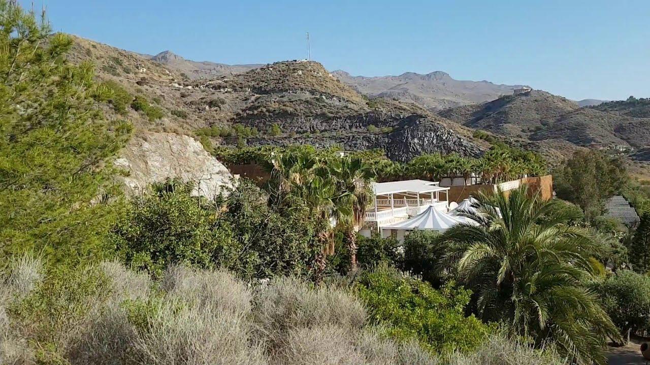 camping cueva negra (mojácar - almeria ) - youtube