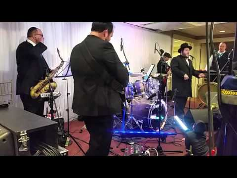 Sympinny orchestra- Levy falkowits- yechiel bokchin on the drums  לוי פאלקאוויטש