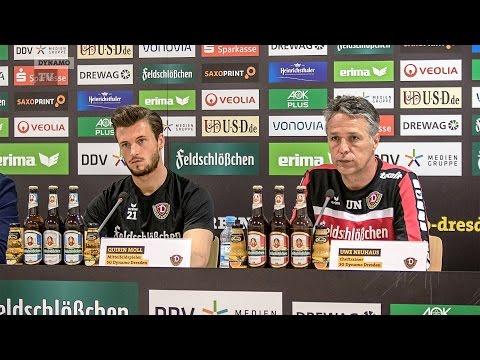 37. Spieltag | SCP - SGD | Pressekonferenz vor dem Spiel