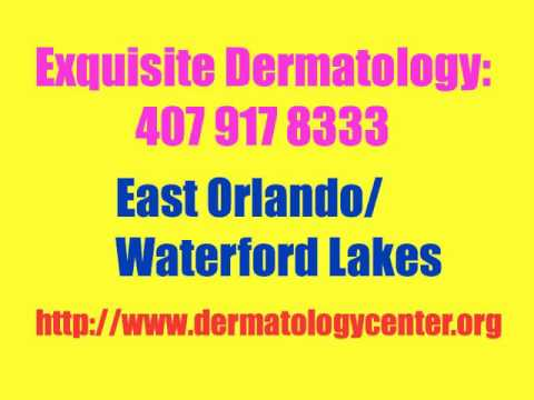 Dermatologist Waterford Lakes East Orlando