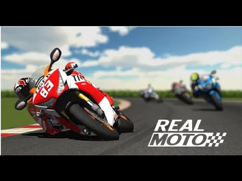 Real Moto Android Gameplay (HD)