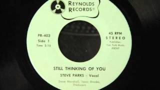 Steve Parks - Still Thinking Of You
